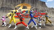 Shuriken Sentai Ninninger 2 in Super Sentai Legend Wars