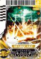 SparQuake card