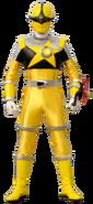 Yellow Star Force Ranger