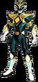 New Boom Green Ranger