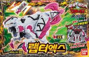 Power Dino Series 01 RaptorAx