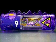 Zyudenchi Plezuon Spirit Ranger (Purple Version)