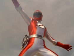 15 Operation Overdrive - Red Overdrive Ranger 01