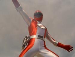 15 Operation Overdrive - Red Overdrive Ranger 01