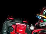 Comparison:CB-01 vs. Racer Zord
