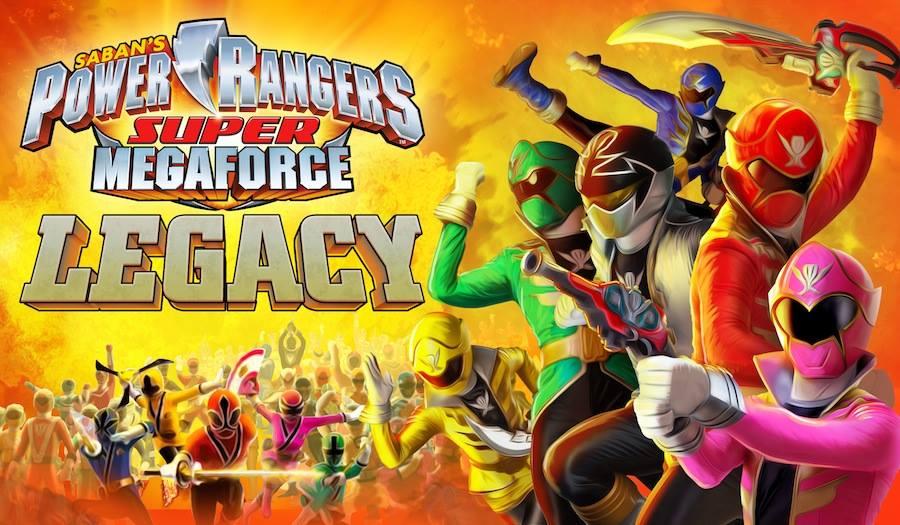 Power Rangers Super Megaforce Legacy  RangerWiki  FANDOM