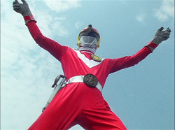 VulEagle Gaoranger vs. Super Sentai