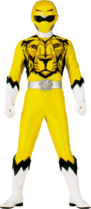 Zyuoh-yellow