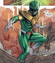JJ Green Ranger