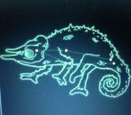 Kyuranger's Chameleon Constellation