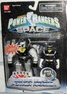 Lunar Black Ranger