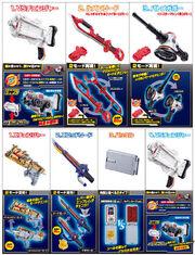 LvP hyper items