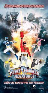 Power Rangers Megaforce (song)