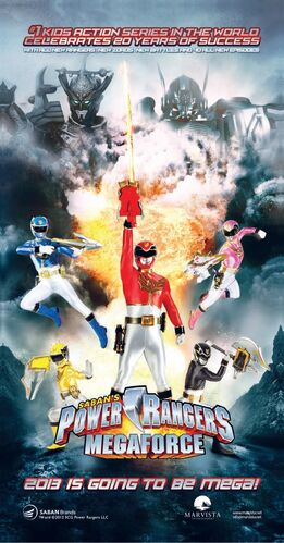 Power Rangers Megaforce | RangerWiki | FANDOM powered by Wikia