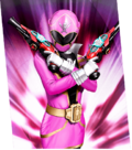 Super-megaforce-pink-ranger