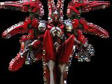 Blaze's Megazord
