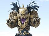 Giant Yokai Gashadokuro