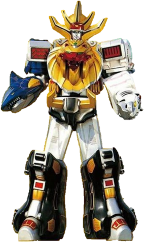 File:Wild Force Megazord & Gao King.png