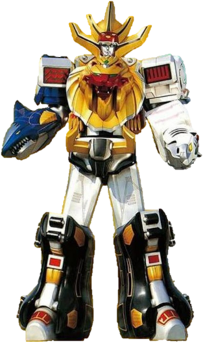 Wild Force Megazord