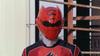 GekiRed & Red Jungle Fury Ranger