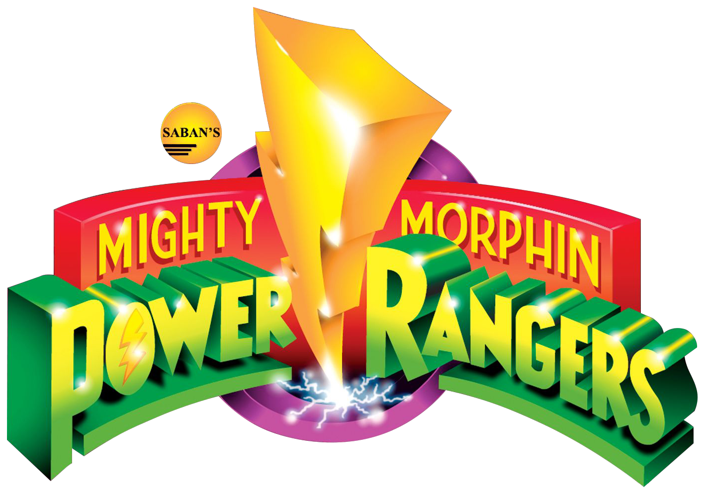 Mighty morphin power rangers rangerwiki fandom powered by wikia mighty morphin power rangers season 1 to 3 logo buycottarizona