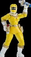 Legacy Yellow Zeo Ranger