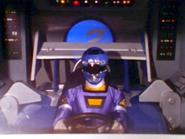Blue Cockpit