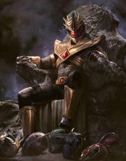 Lord Drakkon (Evolution III) from SG Poster