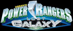 Power Rangers Lost Galaxy logo 1999