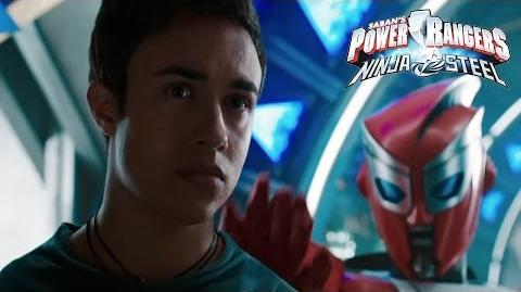 "Power Rangers Ninja Steel Episode 1 ""Return of the Prism"" Preview (Brody Red Ranger)"