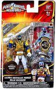 Ultra Metallic Force Blue Ranger