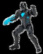 Black Zordon Morphin Ranger Figure
