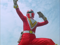 FiveRed Gaoranger vs. Super Sentai