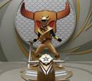 Bull Rider Megazord