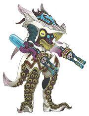 Kraken concept