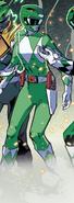 MMPR Yellow Green Ranger