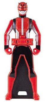 Red Buster Ranger Key