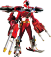 Trans Armor Cycle Armor Mode