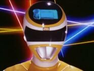 Yellow Space Ranger Morph 1