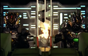 Centurionbot cockpit