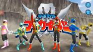 Kaizoku Sentai Gokaiger 2 in Super Sentai Legend Wars