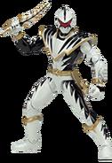 Legacy White Dino Ranger