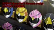 Persona 2 Innocent Sin PSP opening Phoenix Ranger Featherman R masks (1)