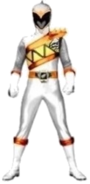 White Dino Charge Ranger