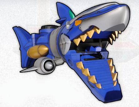 Category:Submarine Zords | RangerWiki | FANDOM powered by ...