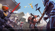 Legacy Wars Loading Screen