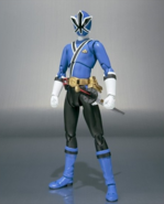 Blue Samurai Ranger SH Figuarts