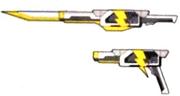 Hyperforce Blaster