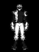 White Hyperforce Ranger
