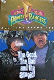 MMPR The Good the Bad and the Stupid VHS
